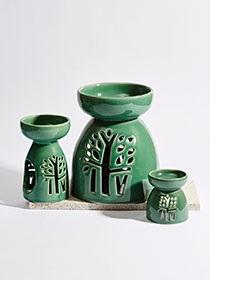 Banyan Tree Classic Ceramic Oil Burners